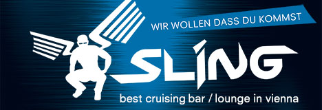 SLING – Best Cruising Bar / Lounge in Vienna